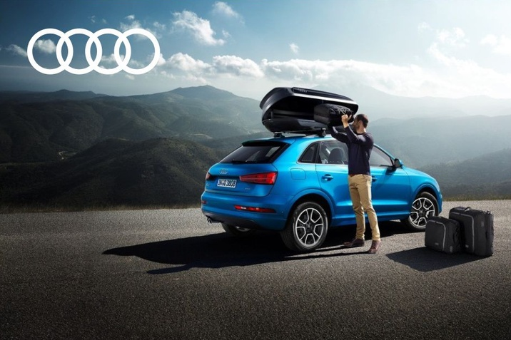 Accesorii vacanta Audi