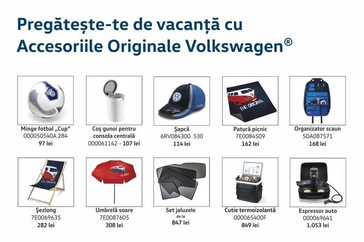 Accesorii vacanta Volkswagen