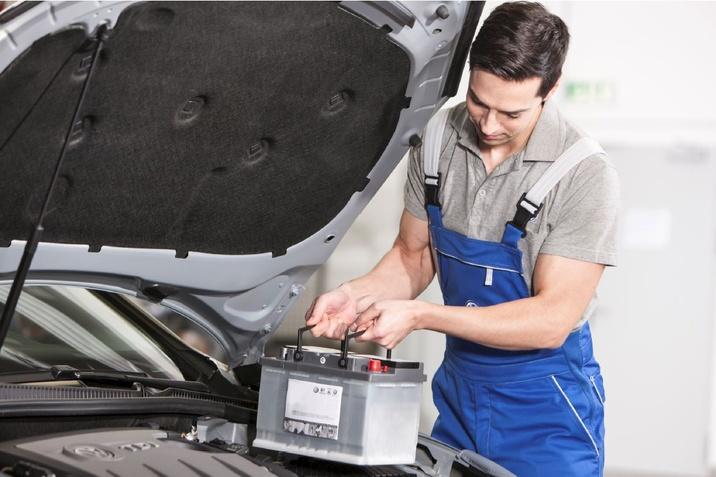 Baterii Volkswagen