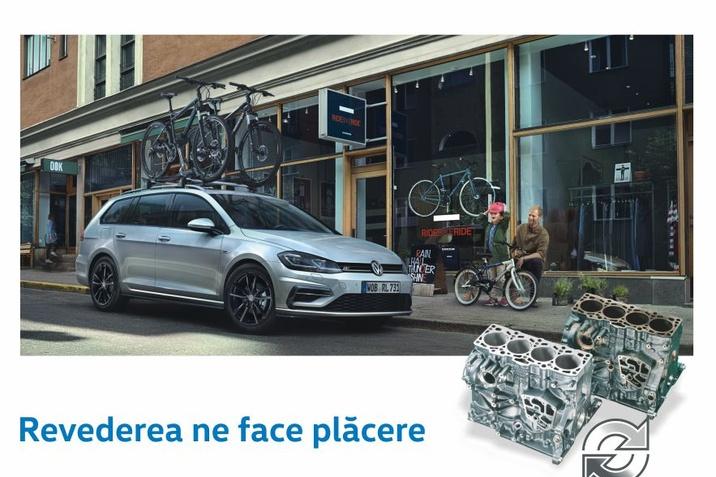 Piese refabricate Volkswagen